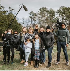 9-Year-Old Gabby and Beachwood's Integrative Equine Therapy Featured in Sesame Workshop Documentary Series Through Our Eyes - HOMEFRONT