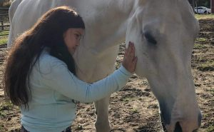 Coping with COVID: How to help kids get through the pandemic: Integrative Equine Therapy - Beachwood Center For Wellbeing in RI and FL